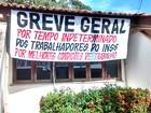 Com novas adesões no MA, greve de servidores atinge 39 agências do INSS