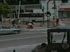 Vídeo mostra menino Kayo sendo atingido em tiroteio em Bangu, no Rio