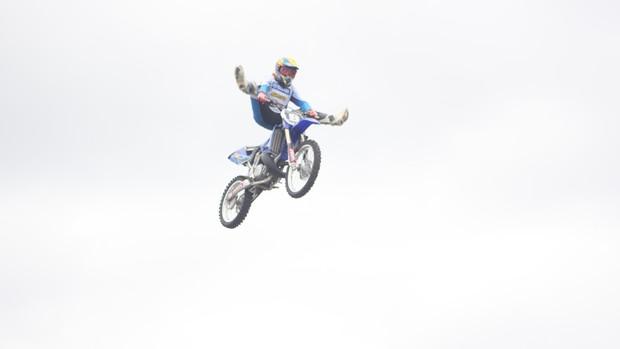 Jorge Negretti Motocross Show (Foto: Divulgação)