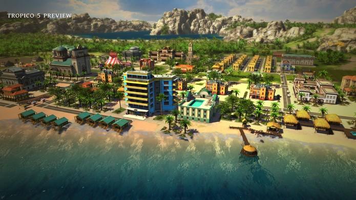 Tropico 5  (Foto: Divulgação)