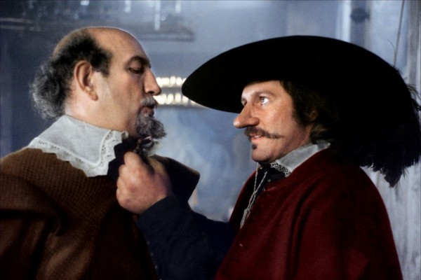 Gérard Depardieu em Cyrano de Bergerac (Foto: Divulgação)