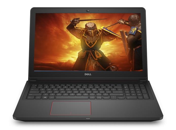 Notebook Dell Inspiron 15 7000 oferece placa de vídeo potente GeForce 960M (Foto: Divulgação/Dell)