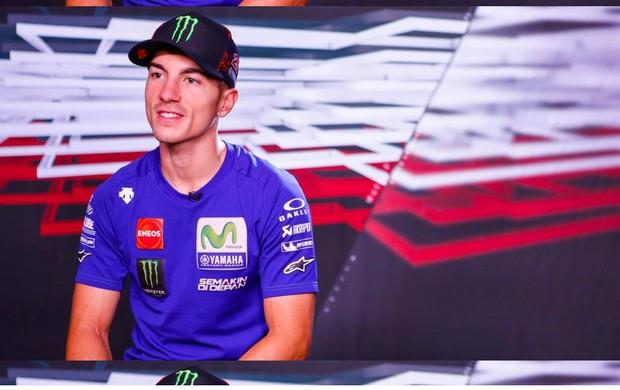 """BLOG: Mundial de MotoGP - Viñales: """"Se eu não vencer, espero que Rossi vença"""" - Entrevista à MotoGP.com..."""