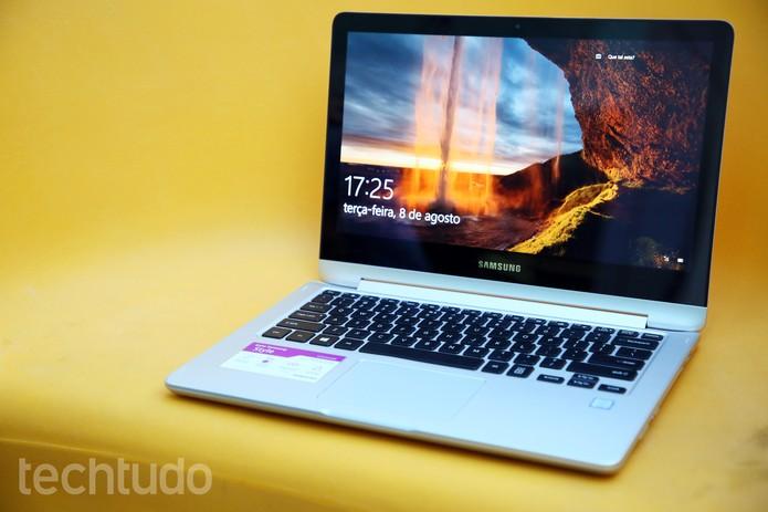 Samsung Style 2 em 1 (Foto: Ana Marques/TechTudo)