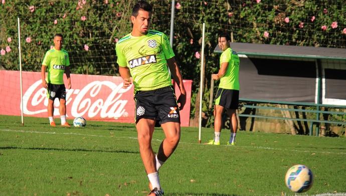 saimon figueirense (Foto: Luiz Henrique / FFC)