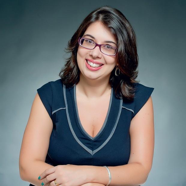 Daniela Tófoli (Foto: Crescer)
