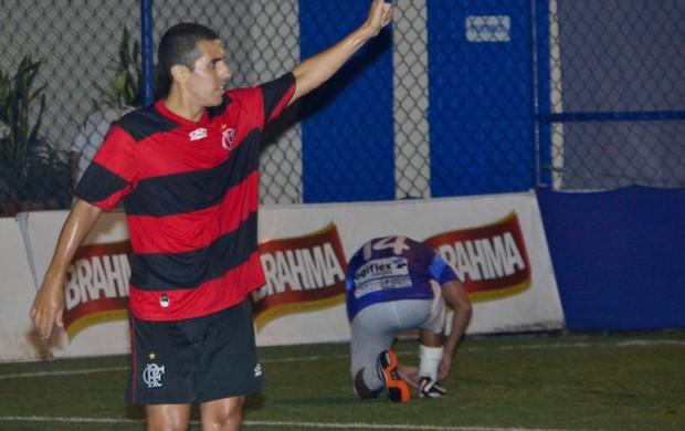 Felipe Falcão, Flamengo, Copa Rio de Fut 7 (Foto: Davi Pereira / Jornal F7)