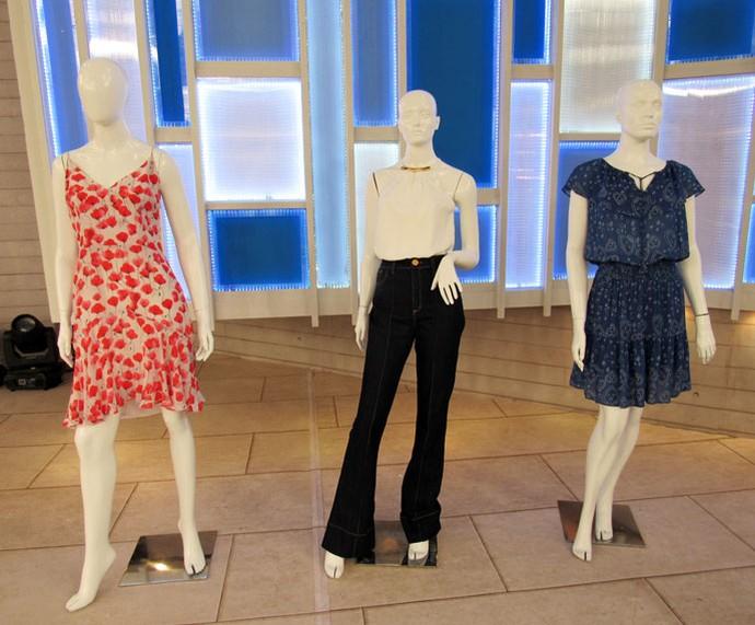 Escolha o look que a Fátima irá usar no programa de 18/12 (Foto: Priscilla Massena/Gshow)