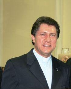 Padre Marcos Antônio Simões Pião comandava Igreja Matriz de Matão há nove anos (Foto: Reprodução/Câmara de Matão)