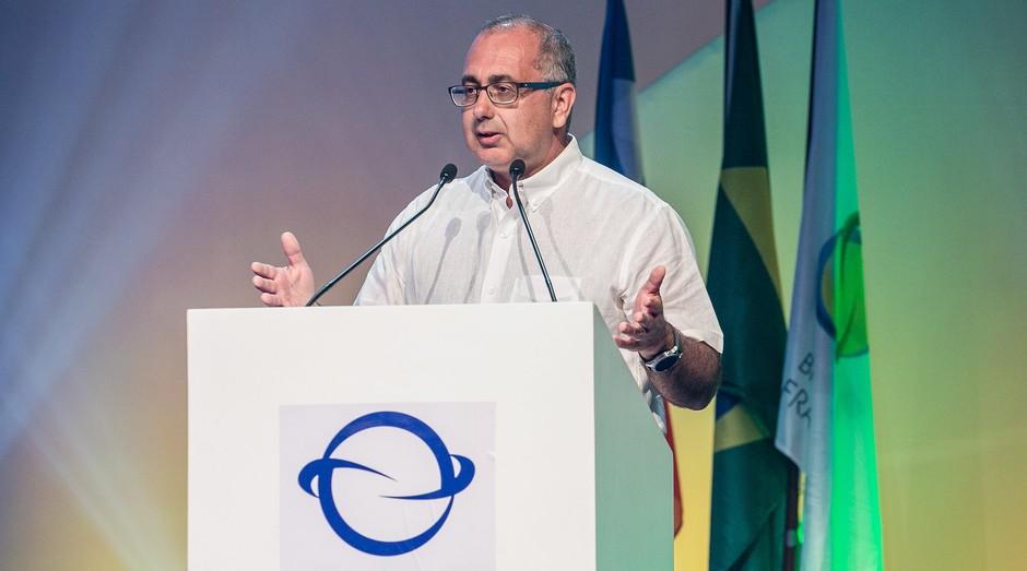 O presidente da ABF, Altino Cristofoletti Junior (Foto: Mariana Iwakura)