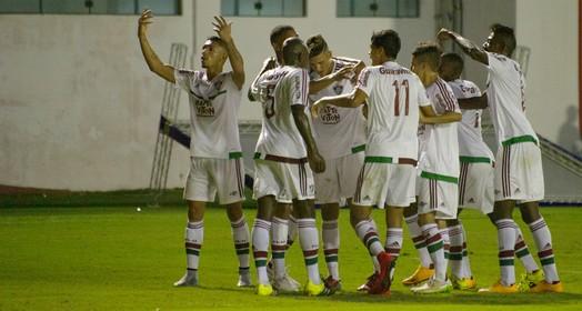 fluturo (Bruno Haddad / Fluminense FC)