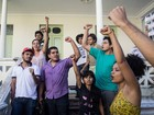 Manifestantes realizam 'Virada Cultural' na sede do Iphan