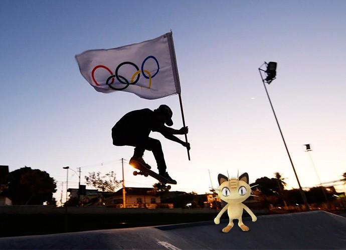 Pokemon-GO-Olimpiadas_10 (Foto: infoesporte)