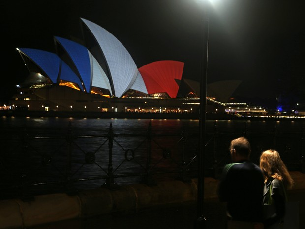 sydney opera house (Foto: AP Photo/Rick Rycroft)
