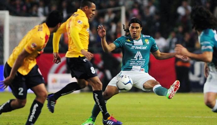 León Monarcas Morelia Campeonato Mexicano Libertadores Flamengo (Foto: Reprodução/Site Oficial León)
