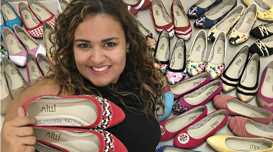ea3e06f95 Casal abre loja de sapatilhas para escapar da crise e hoje fatura R$ 20  milhões