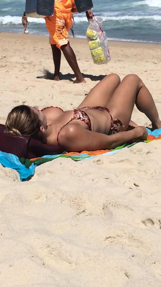 Jade Barbosa (Foto: EGO)