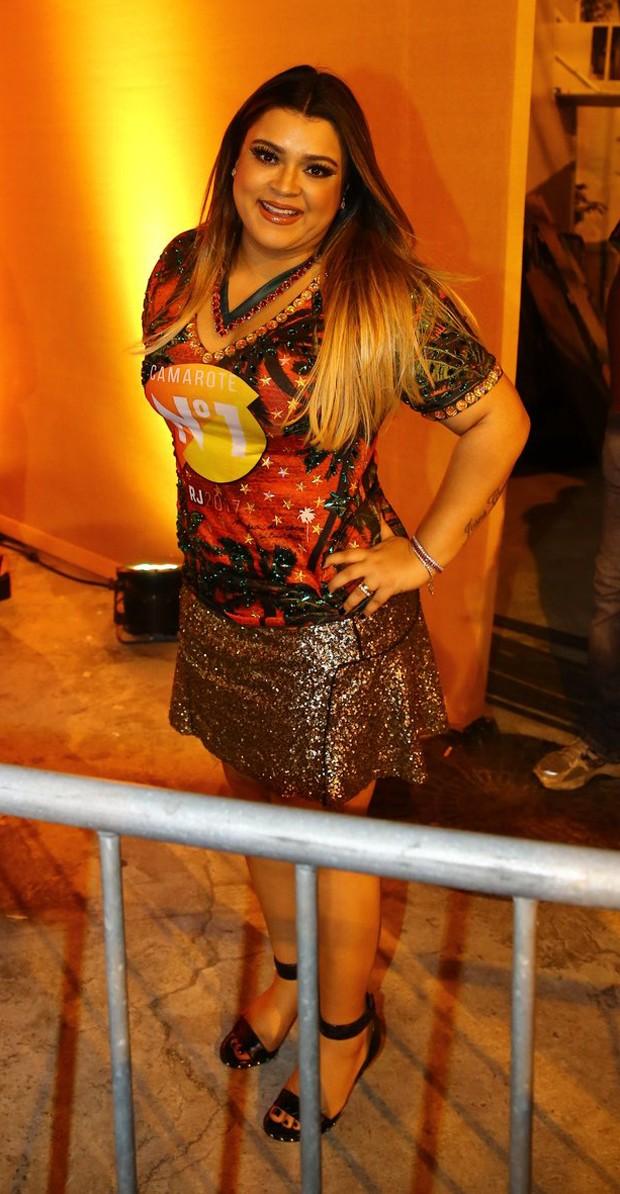 Preta Gil (Foto: J. Humberto/ Agnews)