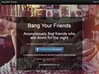 Apple remove de sua loja o app 'Bang With Friends'