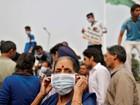 Poluição provoca fechamento de escolas em Nova Déli