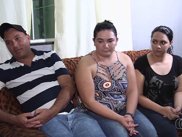 Família luta para trazer corpo de goiano que morreu na Bélgica Goiânia Goiás (Foto: Reprodução/TV Anhanguera)