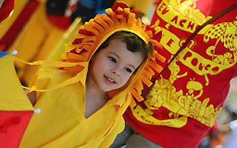 Blocos de Carnaval infantis de Olinda