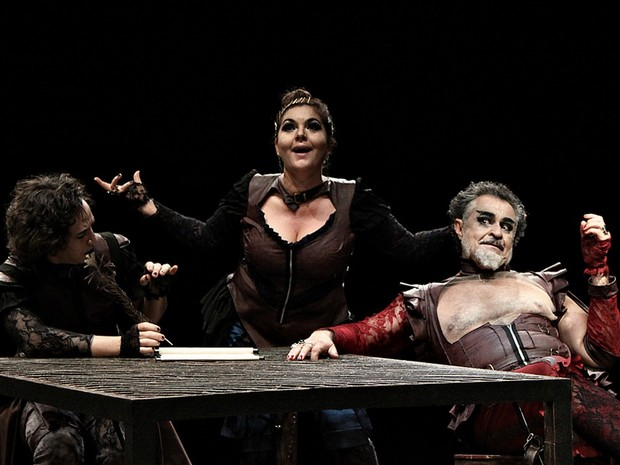 Espetáculo Sade será apresentado no Teatro Castro Alves (Foto: Divulgação/Site TCA)