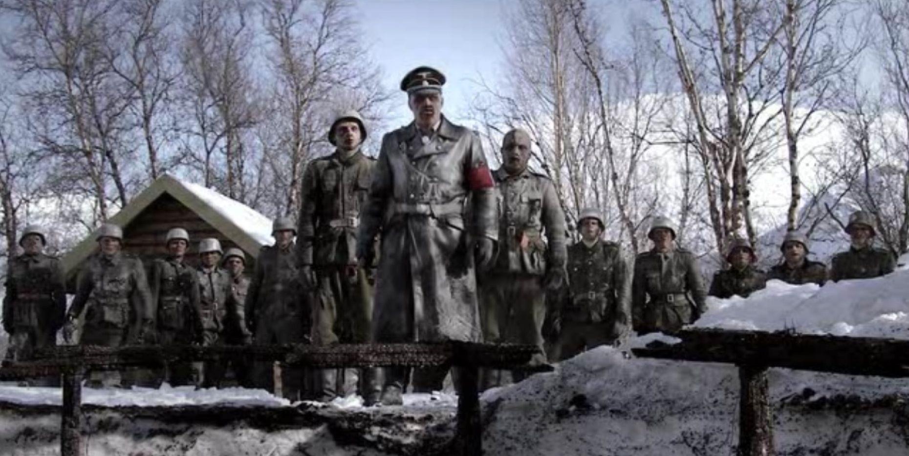 Zumbis na Neve (2009) (Foto: Divulgação)