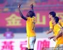Gols e assistências: brasileiros dão show em rodada da Copa da China