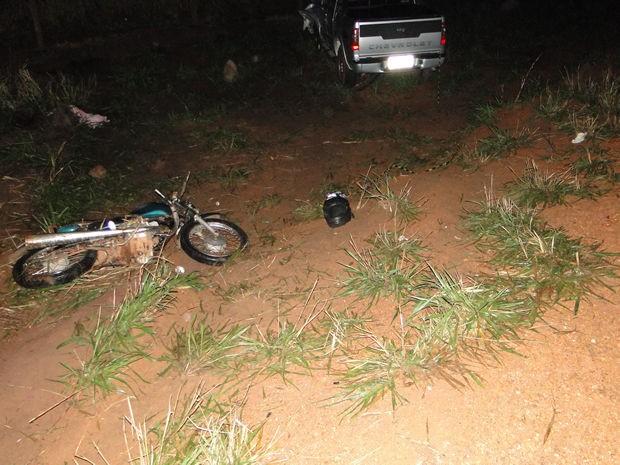 Secretário acabou sendo atropelado por camimhonete em rodovia (Foto: Jaime Ferreira/Revista Portal)