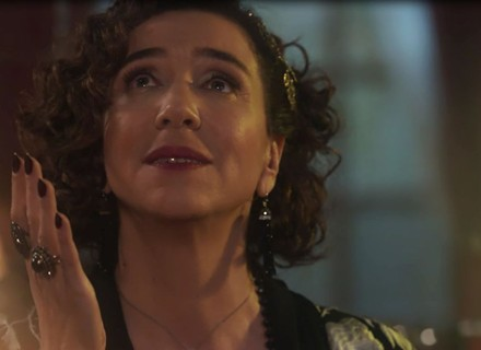 Celeste Hermínia desabafa antes de iniciar recital: 'Só falta alguém na plateia'