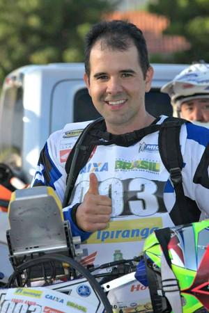 Guilherme Cascaes motos Cerapió (Foto: Haroldo Nogueira/Divulgação)