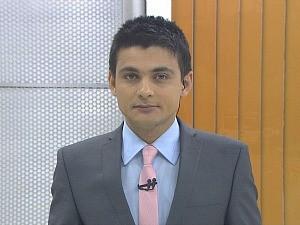 José Gadelha é apresentador do Bom Dia Amazônia (Foto: Angelina Ayres Medeiros/Rede Amazônica)