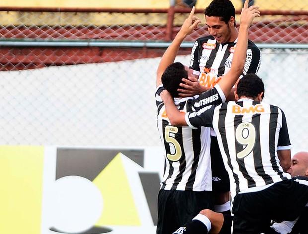 portuguesa x santos (Foto: Marcos Ribolli/GLOBOESPORTE.COM)
