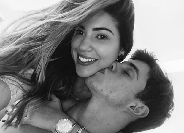 Vivian Amorim e Manoel Rafaski (Foto: Reprodução/Instagram)