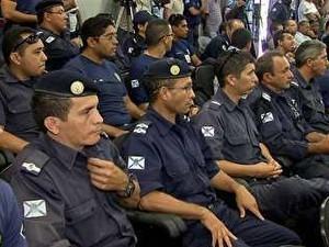 Guarda Municipal de Fortaleza (Foto: Divulgação)