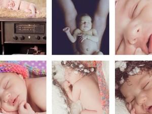Entre os palestrantes, destaque para fotógrafa especializada em recém nascidos (Foto: Reprodução Bárbara Salomão/ Newborn Studio)