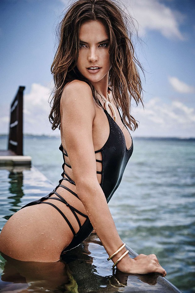 Alessandra Ambrósio (Foto: Stewart Shining )