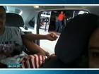 Grávida dá à luz dentro de um táxi no Ceará: 'Fiquei apavorada'; vídeo