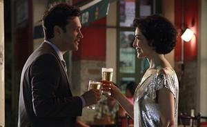 Verônica e Érico se reencontram e revivem paixão! Viva o amor! (Sangue Bom / TV Globo)