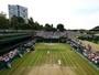 """Grama é alvo de reclamações de tenistas em Wimbledon: """"Não tão boa"""""""