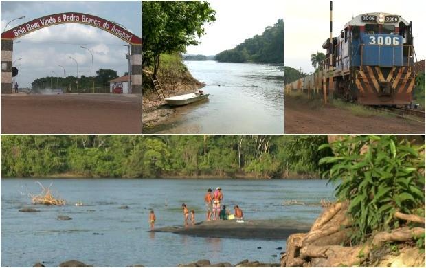 As histórias e belezas da Pedra do Amapari, no Amapá (Foto: Amazônia Repórter)
