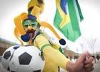 O Geração Selfie #3 abordou a Copa do Brasil (Caio Kenji/G1)