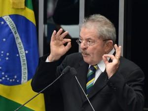 Lula (Foto: Antonio Cruz / Agência Brasil)
