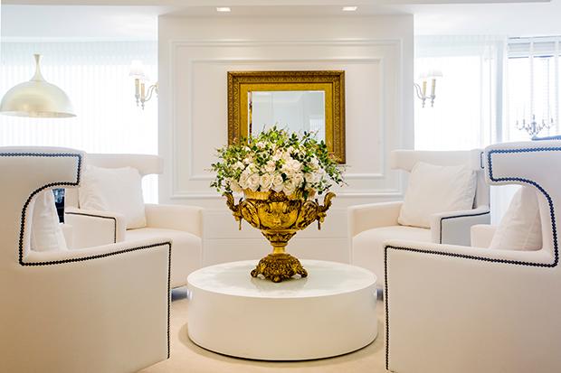 A decoração é sofisticada e aconchegante (Foto: Fernando Willadino/ Divulgação)