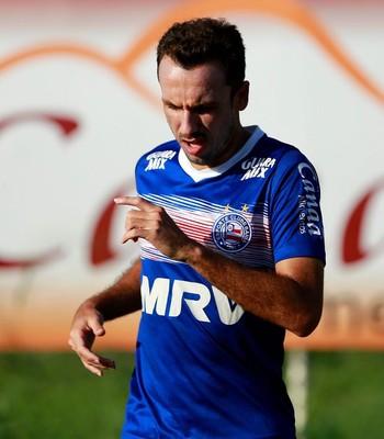 Thiago Ribeiro atacante do Bahia (Foto: Felipe Oliveira / Divulgação / E.C. Bahia)
