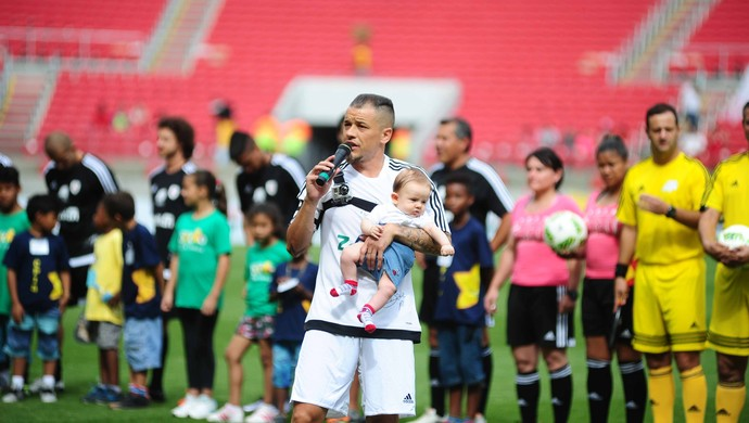 Internacional Inter D'Alessandro Lance de Craque Beira-Rio (Foto: Eduardo Moura/GloboEsporte.com)