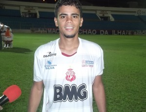 Rayllan irá para o futebol paulista em 2013 (Foto: Bruno Alves/Globoesporte.com)