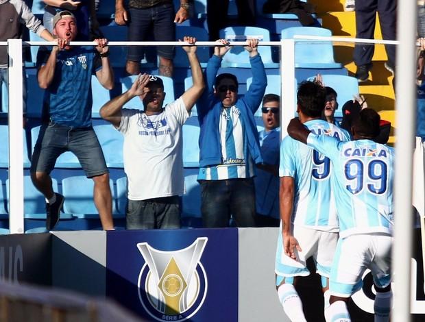 Avaí x Cruzeiro