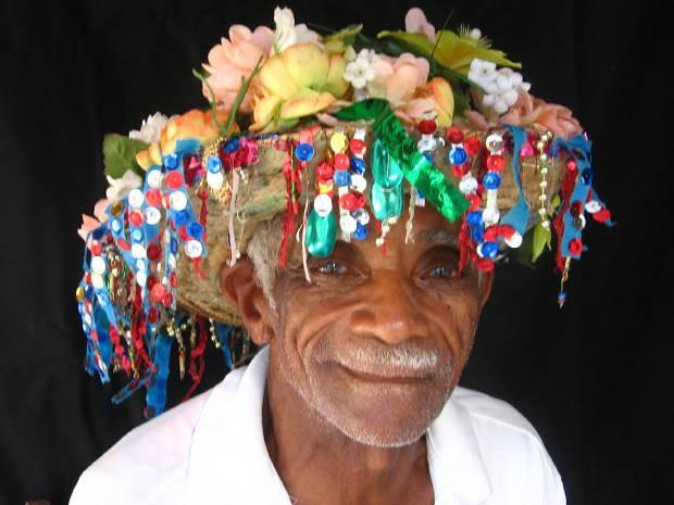 Mestre Cardoso, nascido no Piauí, escolheu o Pará como sua terra. (Foto: Divulgação)